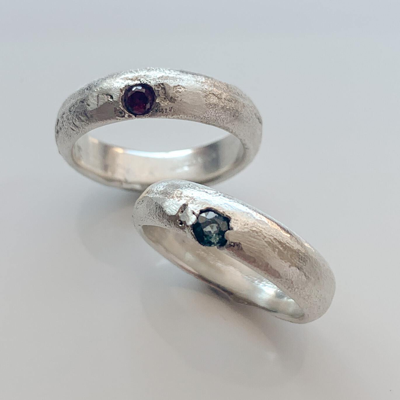 CUSTOM Jewel Band Ring