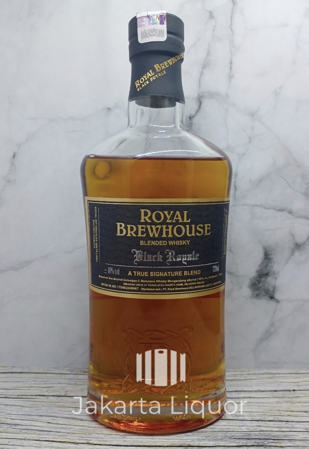 Black Royale Brewhouse 750ML