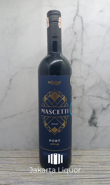 Sababay Mascetti Port Wine 750ML