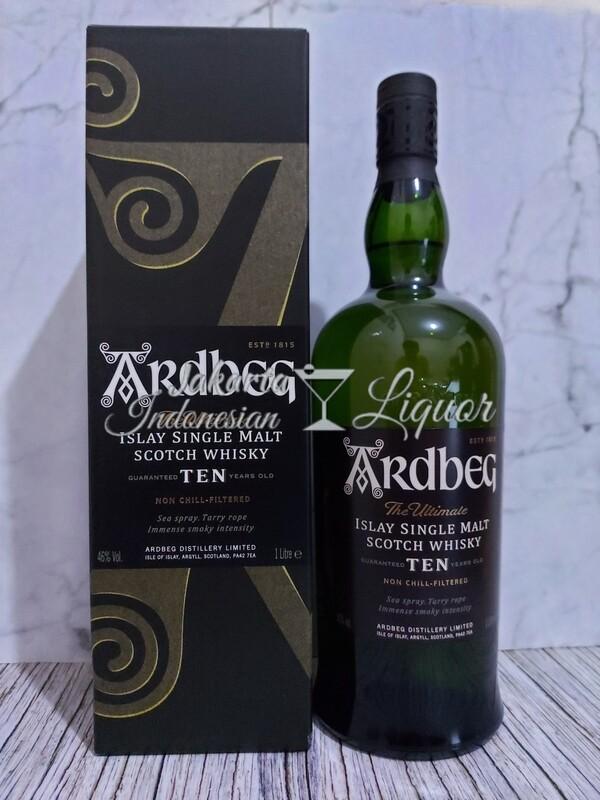 Ardberg 10YO 700ML