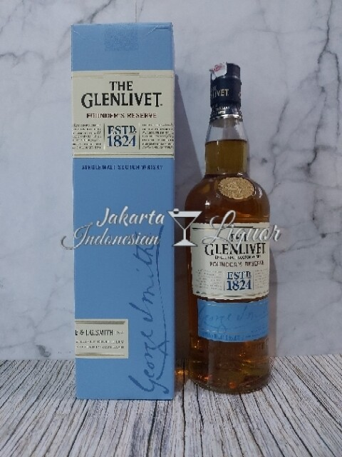 Glenlivet Founder Reserved 750ML
