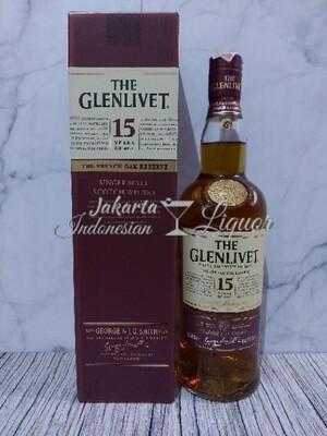 Glenlivet 15YO 700ML