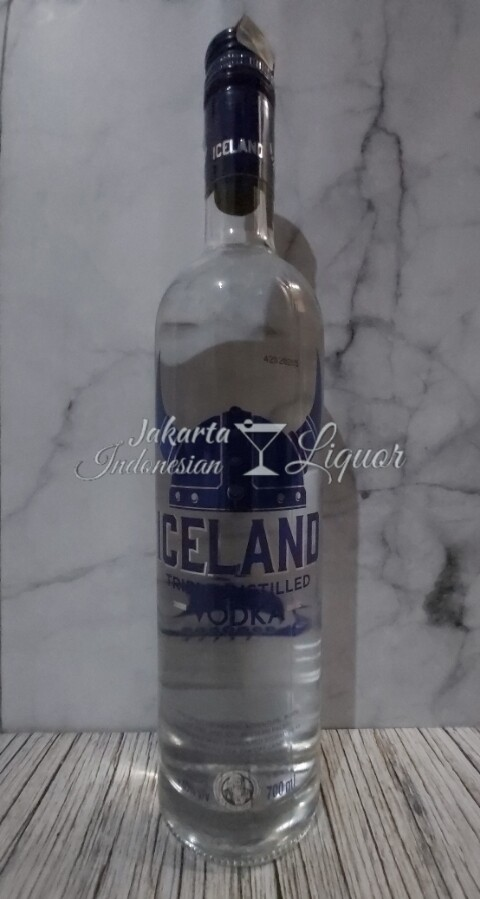 Iceland Vodka 700ML