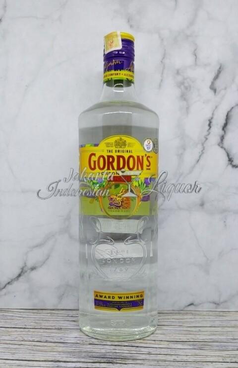 Gordon Dry Gin 750ML