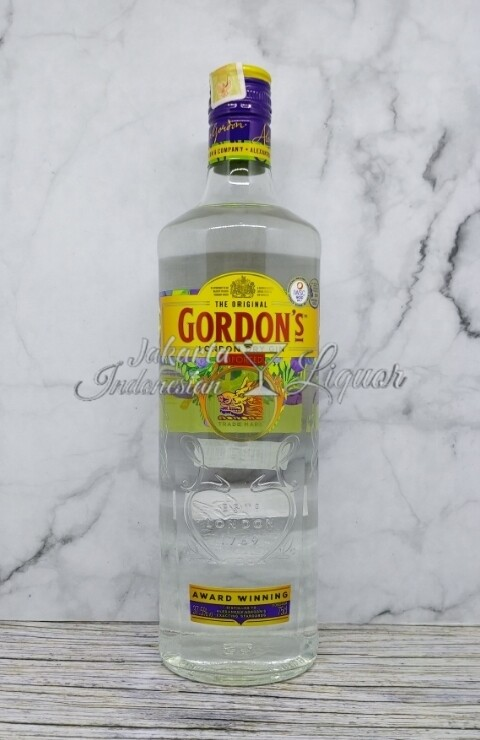 Gordon Dry Gin 750ML (Local)