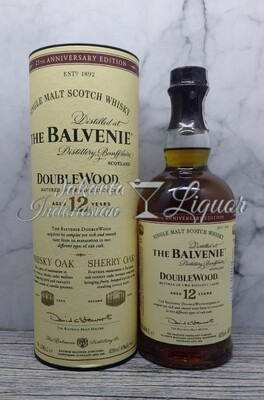 Balvenie 12YO Double Wood 700ML
