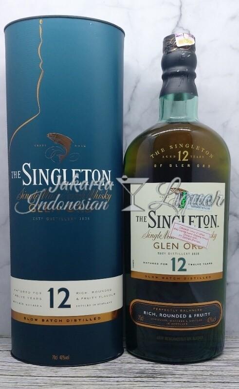 The Singleton 12YO Glen Ord 700ML