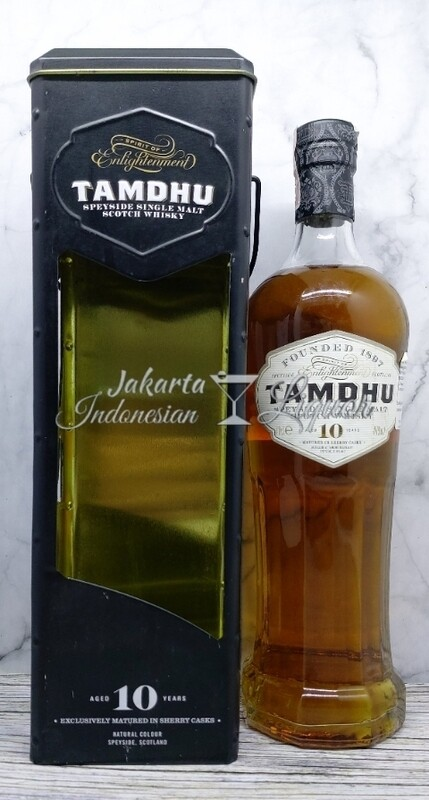 Tamdhu 10YO Speyside Single Malt 700ML