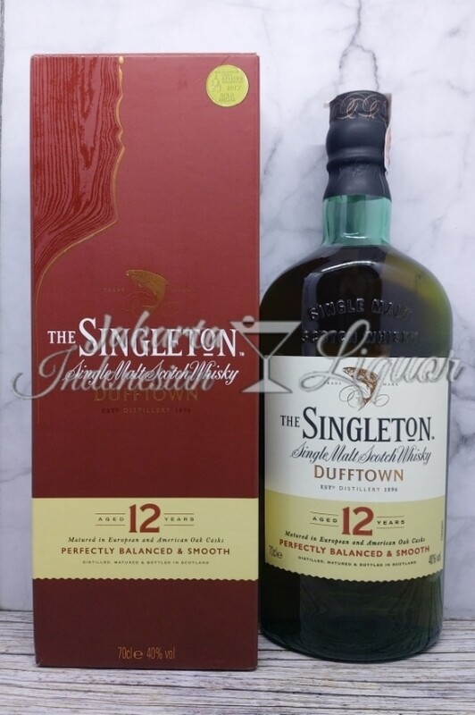 Singleton Dufftown 12YO - 750ML