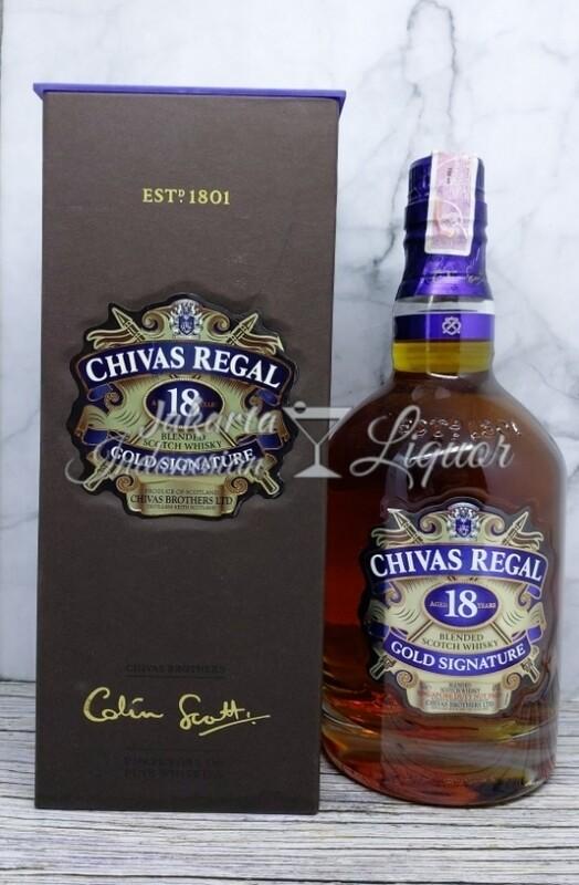 Chivas 18YO 750ML