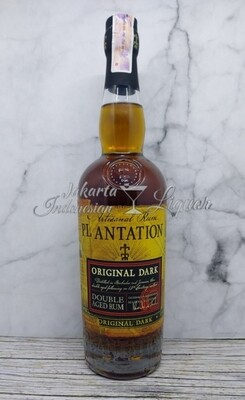 Plantation Dark Rum - 700ML