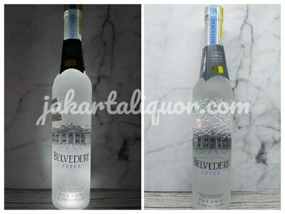 Belvedere Vodka - Light Up 750ML