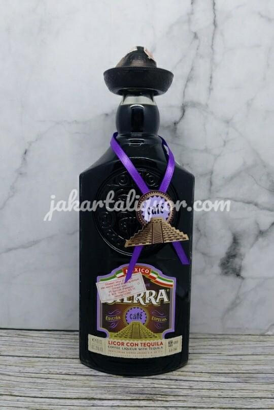 Sierra Coffee Liqueur - 750ML