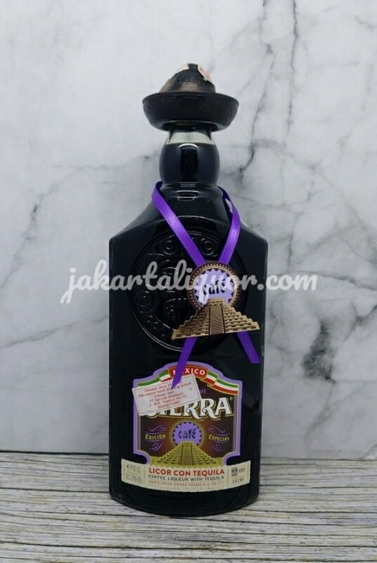 Sierra Coffee Liqueur - 750ML