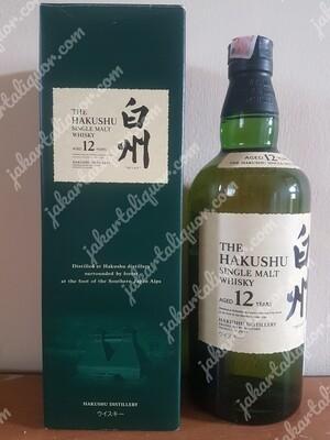 The Hakushu 12YO - 700ML