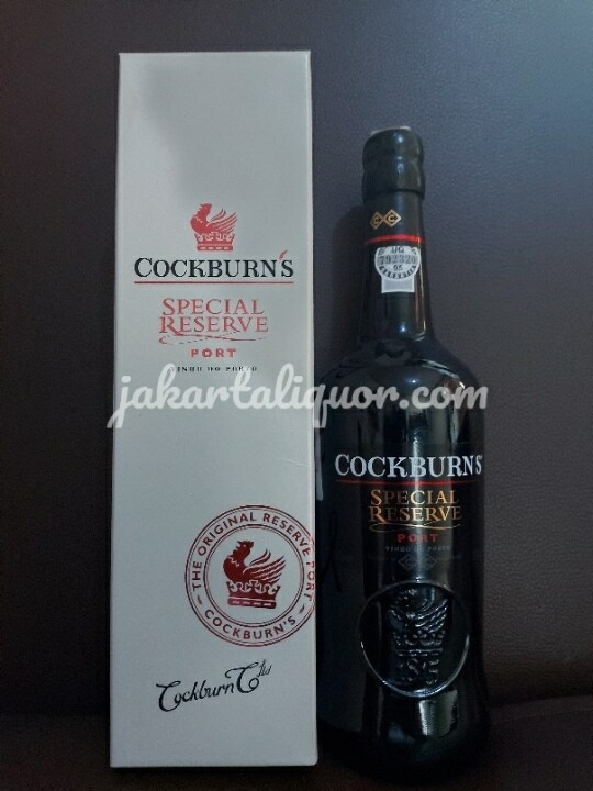 Cockburns Special Reserved 750ML