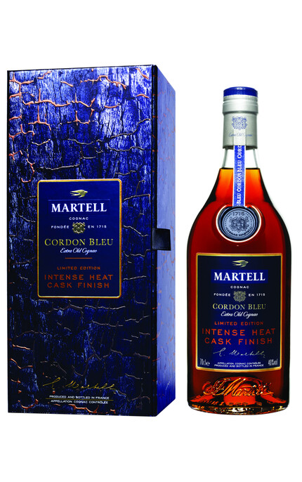 Martell Cordon Bleu Heat Cask 700ML