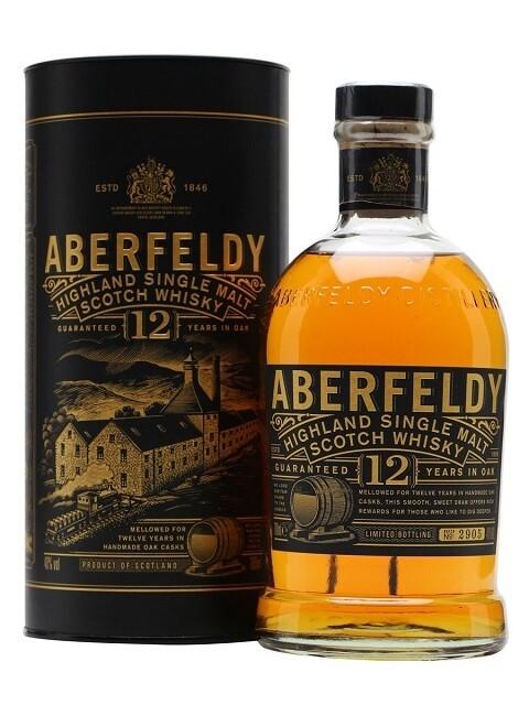 Aberfeldy 12YO 700ML