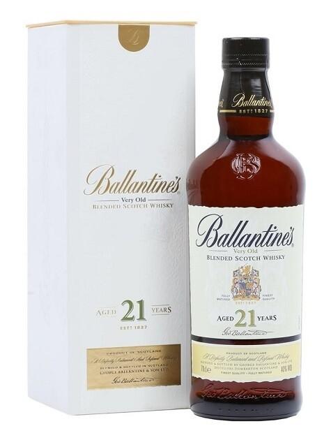 Ballantines 21 700ML