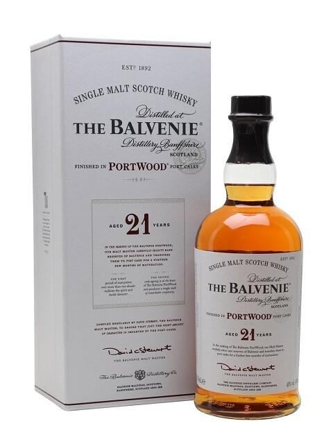 Balvenie 21 Portwood 700ML