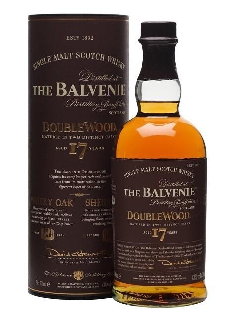Balvenie 17YO Double Wood 700ML