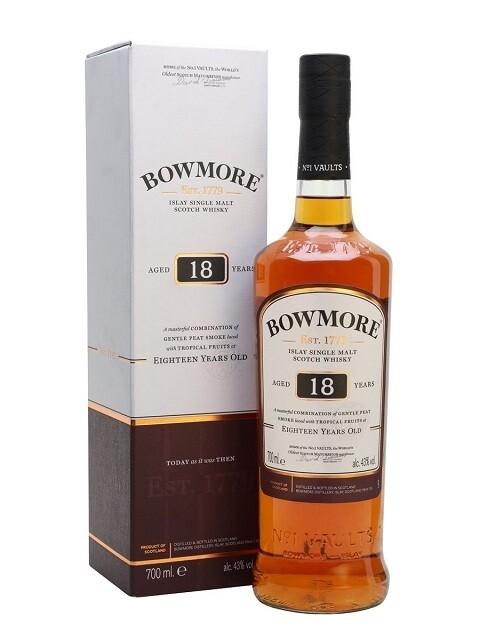 Bowmore 18YO 700ML