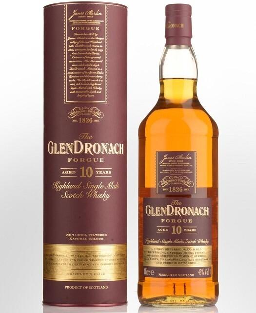 Glendronach 10 The Forgue 1L