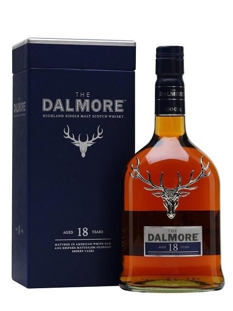 Dalmore 18YO 700ML