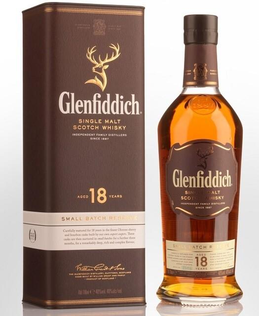 Glenfiddich 18YO 700ML