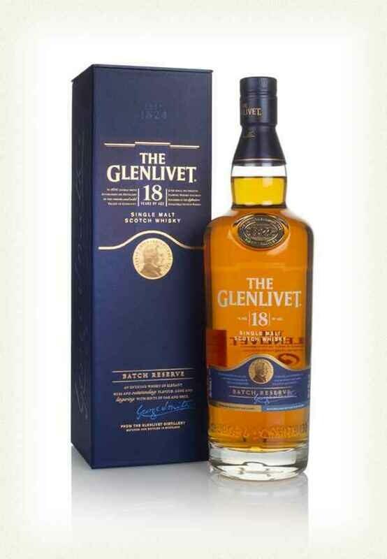 The Glenlivet 18YO 700ML
