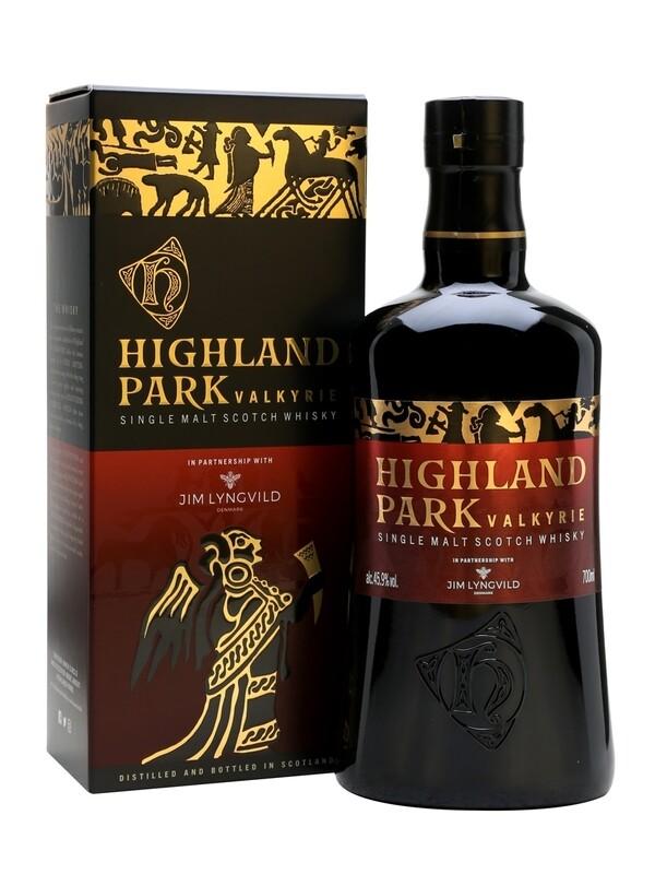 Highland Park Valkyrie 700ML