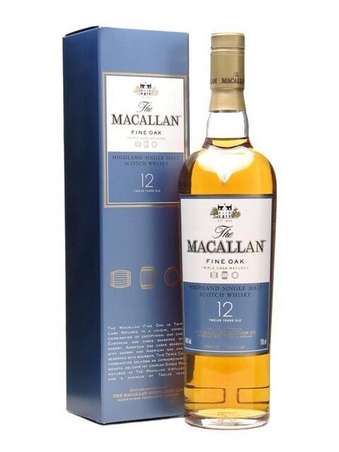 Macallan 12 YO Fine Oak 700ML