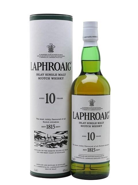 Laphroaig 10 700ML