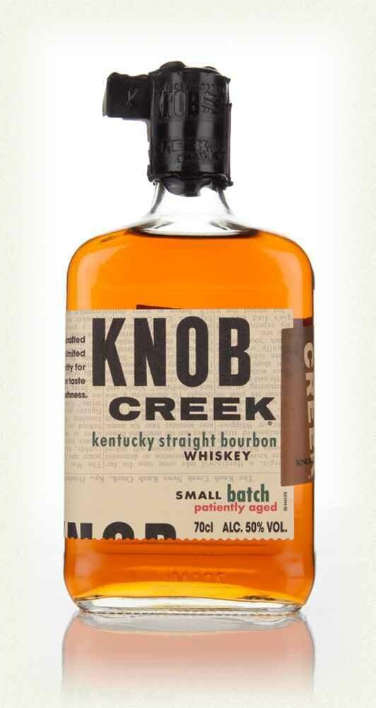 Knob Creek 100 Proof - 700ML