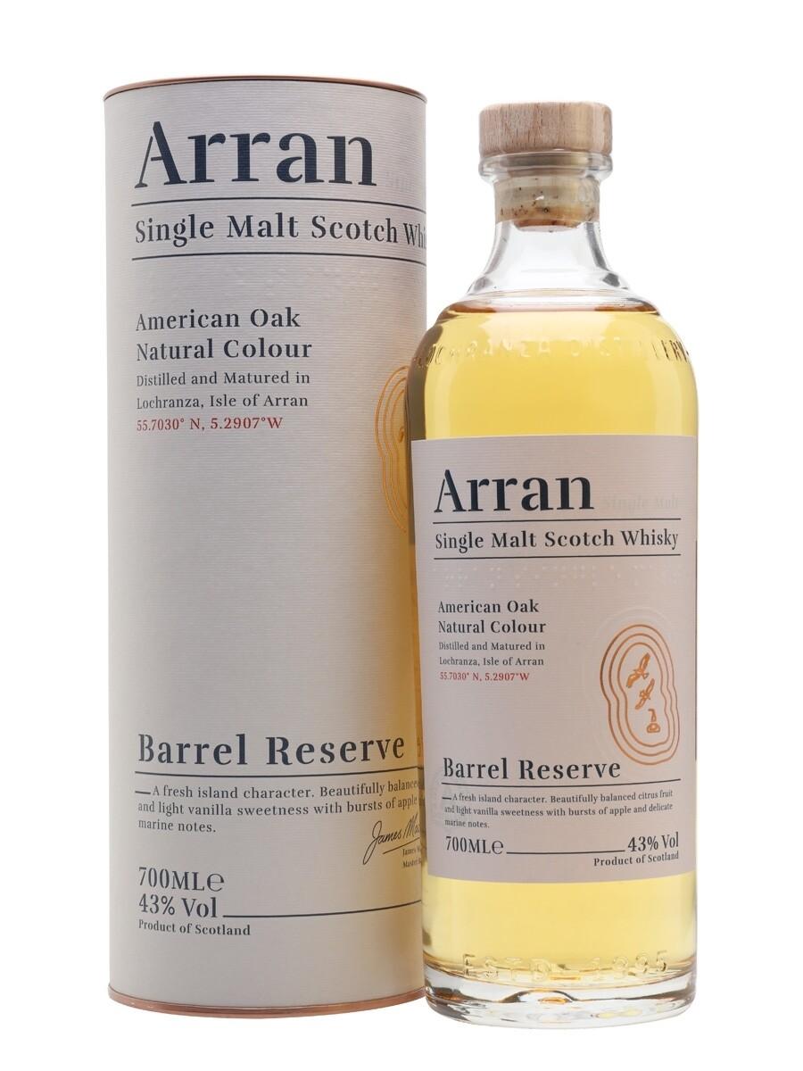 Arran Barrel Reserve 700ML