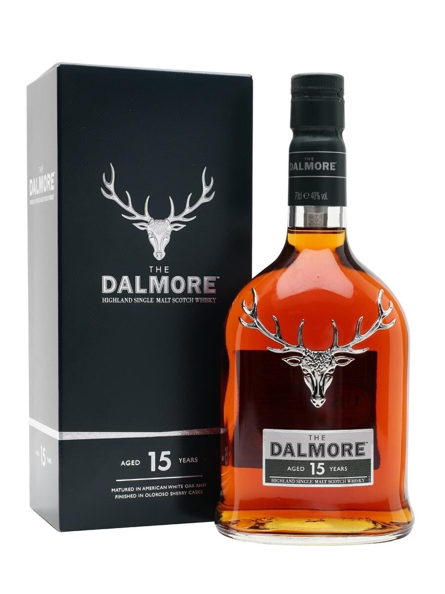 Dalmore 15YO - 700ML