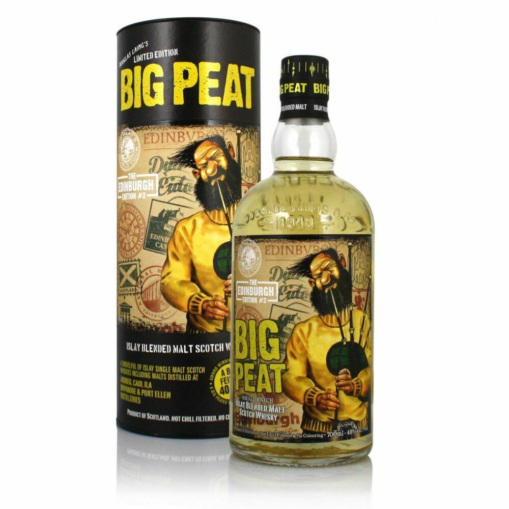 Big Peat Edinburgh - Edition #2 - 700ML