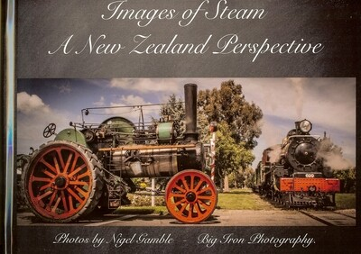 Images of Steam, a New Zealand Perspective.