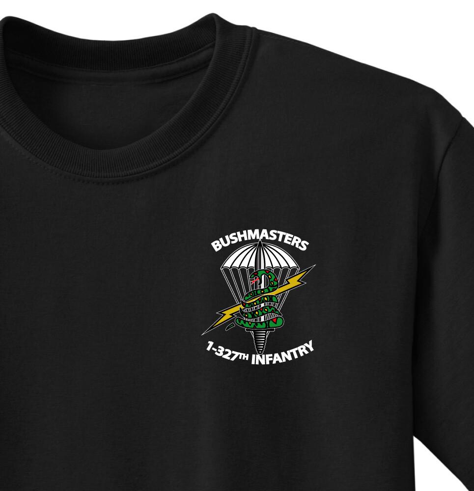 "1-327th B CO 1PLT ""Dead Rabbits"" Shirt"