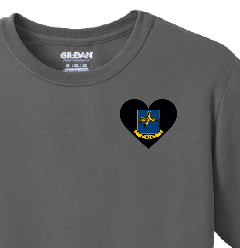 "2-502 ""Strike Force"" Battalion Shirt"