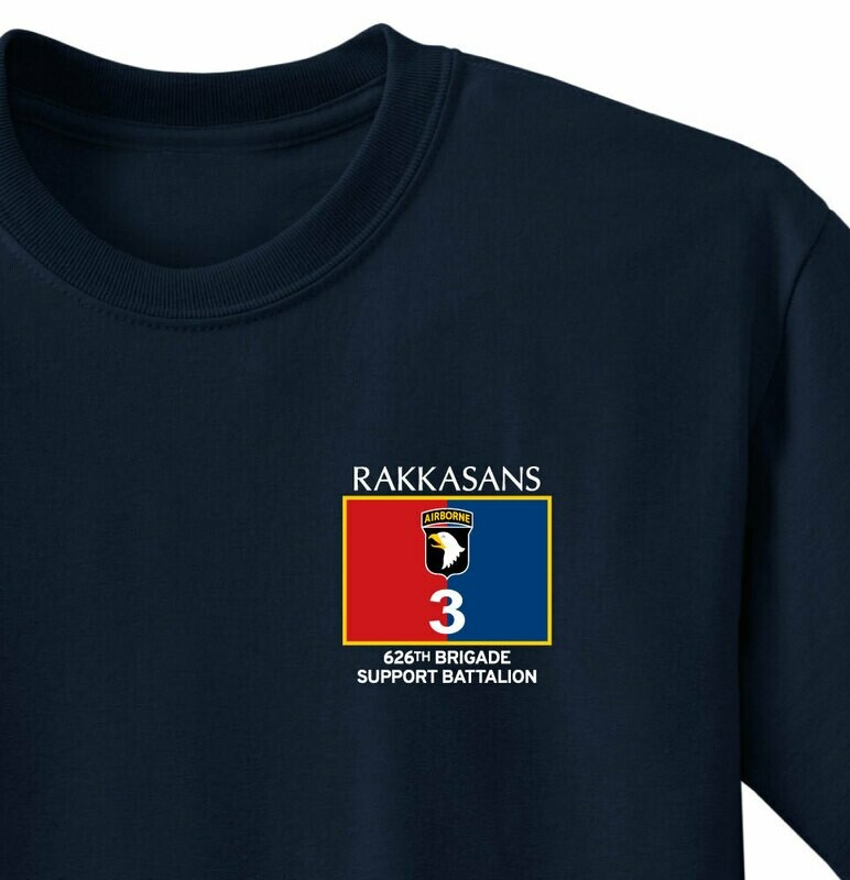 "626 BSB ""Assurgam"" Battalion Shirt"