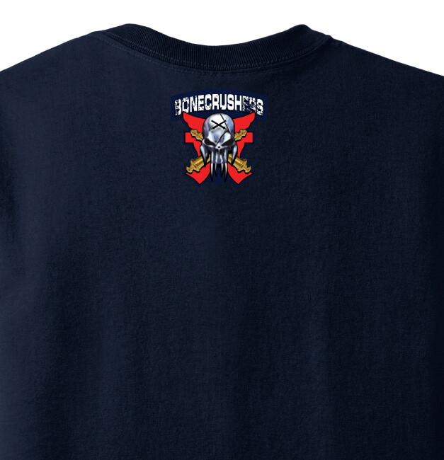 """3-320th B BTRY """"Bonecrusher"""" Shirt"""