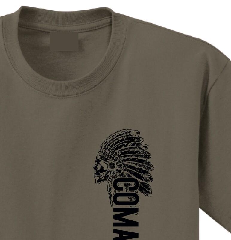 """1-320th C CO """"Comanche"""" Shirt"""
