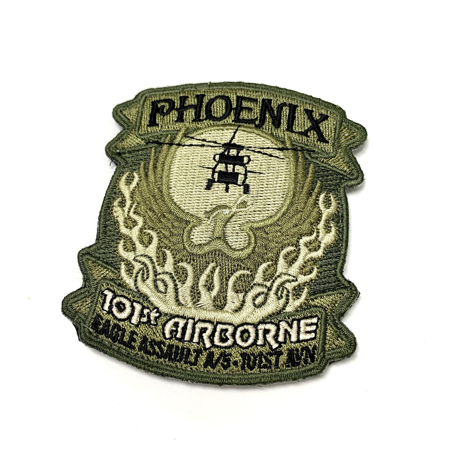 "A Co 5-101 AVN ""Phoenix"" Patch (Subdued)"