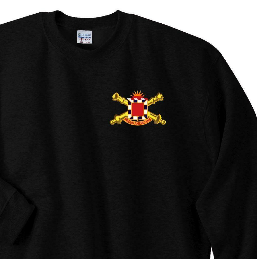 "2-32 FA ""Proud Americans"" Battalion Sweatshirt"