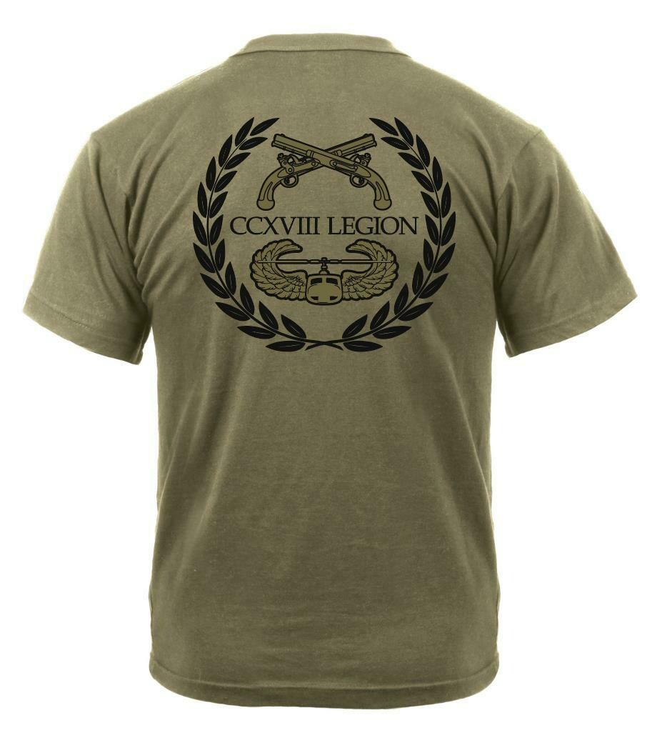 218th MP Company Shirt