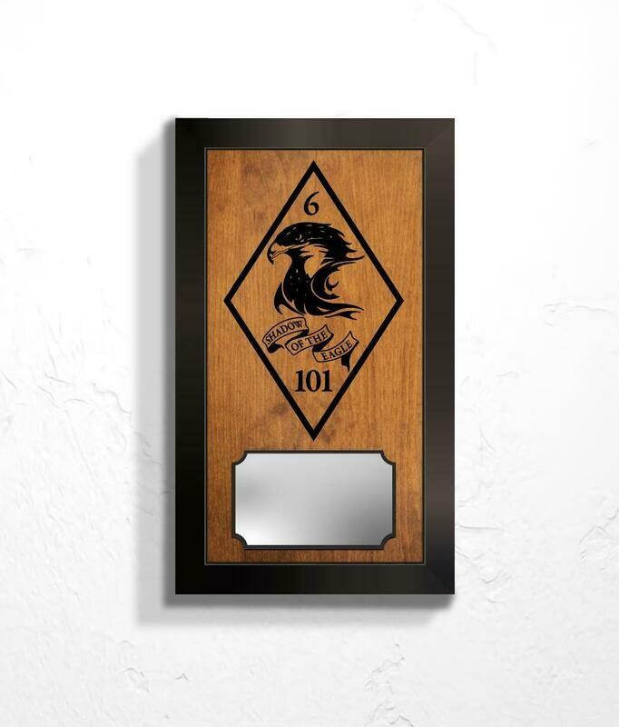 6-101 Plaque - 14.5' x 8.5