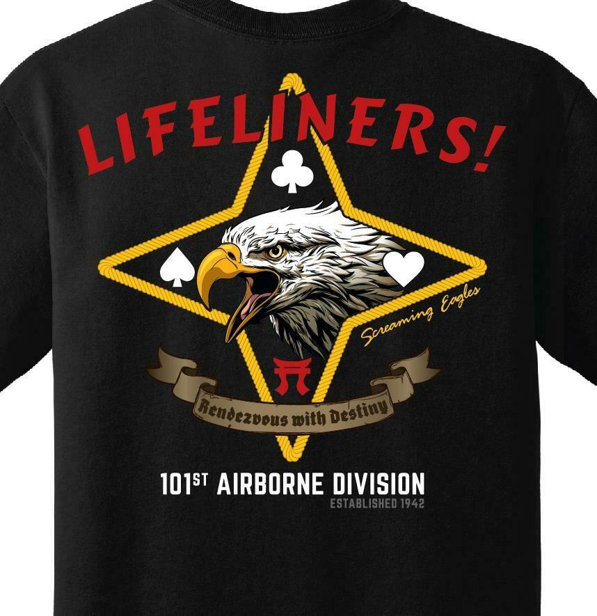 101st SUST PT Shirt (Late 2020 Version)