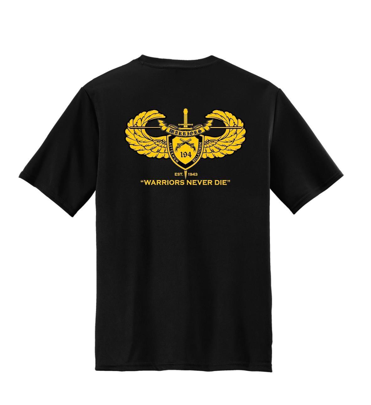 "194th MP Co. ""Warriors"" Shirt"