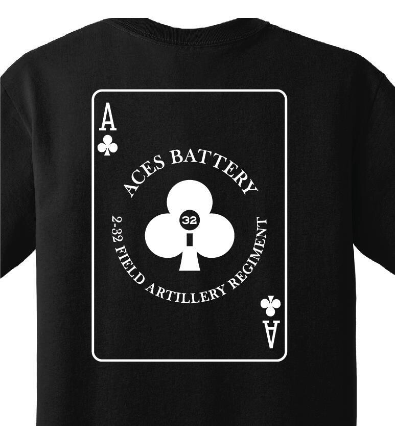 Aces Battery 2-32 FA Shirt